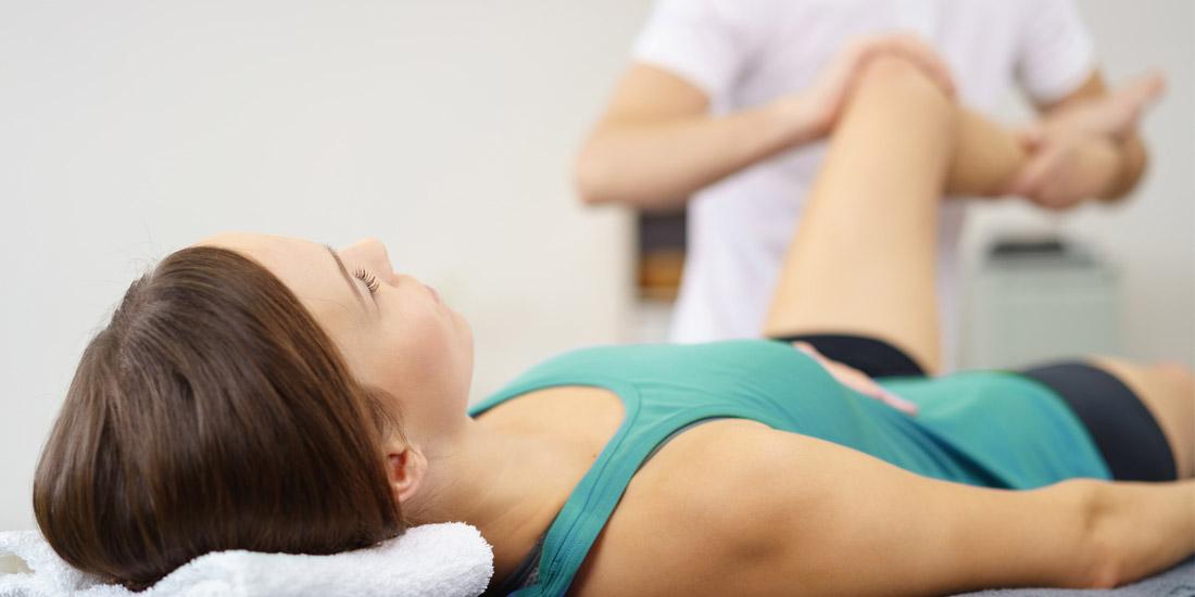 Osteopathiebehandlung