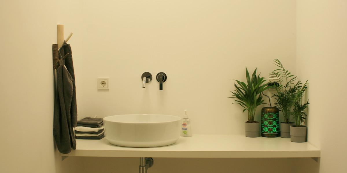 Flur Handwaschbecken